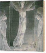 The Resurrection Wood Print