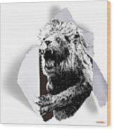 The Return Of Christ Wood Print
