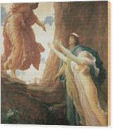 The Return Of Persephone Wood Print