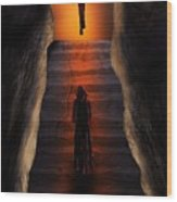 The Revelation Wood Print