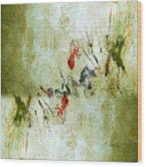 The Reversal Wood Print