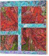 The Rhody 05 Wood Print
