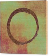 The Ring Wood Print