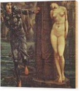 The Rock Of Doom 1888 Wood Print