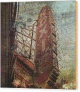 The Roxie Wood Print