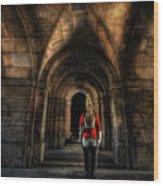 The Royal Horse Guard   Wood Print