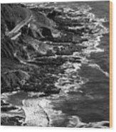 The Rugged Beauty Of The Oregon Coast - 4  Wood Print