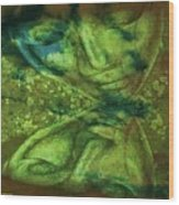 The Sage Wood Print