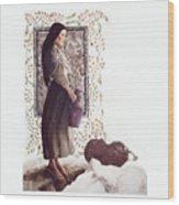 The Samaritan Woman - Lgtsw Wood Print