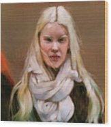 The Scandinavian Wood Print