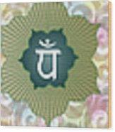 The Seven Chakras Wood Print