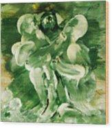 The Seven Deadly Sins- Envy Wood Print