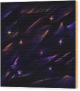 The Seven Stars Wood Print
