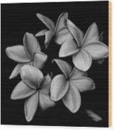 The Shape Of Romance Wood Print