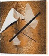 The Sixties Wood Print