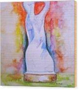 The Spirit Of Manayunk Wood Print