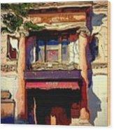 The Sterling Wilkes Barre  Wood Print