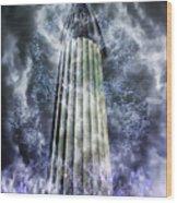 The Stormbringer Wood Print