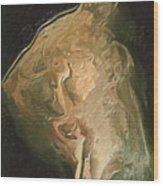 The Strange Ratman Wood Print