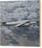 The Stratojet  Wood Print
