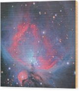 The Sword Of Orion Wood Print