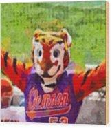 The Tiger Wood Print