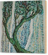 The Tree Energy Wood Print