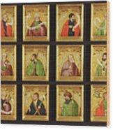 The Twelve Apostles Wood Print