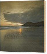 The Twilight Wood Print