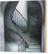 The Upper Room Wood Print