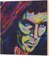 The Vampire Lestat Wood Print