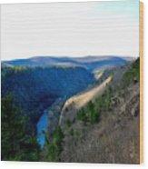 The Vast Pa Grand Canyon Wood Print