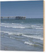 The Venice Pier 1 Wood Print