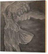 The Victory of Samothrace Wood Print