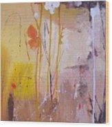 The Wallflowers Wood Print