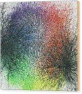 The Warriors Of The Rainbow #704 Wood Print