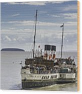 The Waverley 2 Wood Print