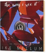The Way I See It Coffee Table Book Cover Wood Print