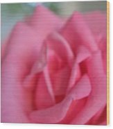The Whisper Of A Rose Wood Print