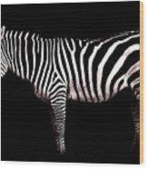The White Stripes Wood Print