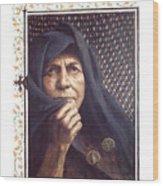 The Widow's Mite - Lgtwm Wood Print