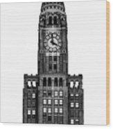 The Williamsburgh Savings Bank Tower, Brooklyn New York Wood Print