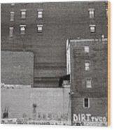 The Windows Of Manhattan-1 Wood Print