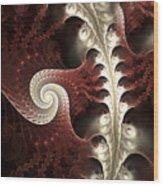 The Wonders Of Nature Vi Wood Print