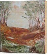 The Wood Wood Print