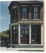 The Wright Cycle Company - Dayton Ohio Wood Print