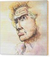 The Young Prince Wood Print