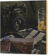 The Zenit Wood Print