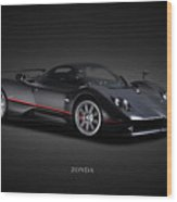 The Zonda Wood Print
