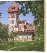 Theresienstein Sommer Wood Print